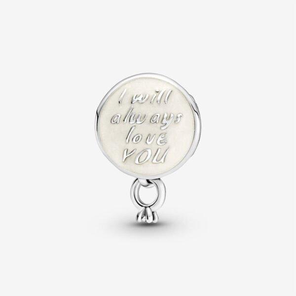 GIOIELLERIA-PRINCESS--Disney-charm-pendente-Amore-eterno-con-Mickey-Mouse-e-Minnie1