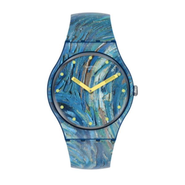 GIOIELLERIA-PRINCESS-OROLOGIO-UNISEX-THE-STARRY-NIGHT-BY-VINCENT-VAN-GOGH