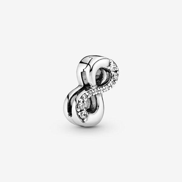PANDORA - Charm Pandora Reflexions Infinito scintillante