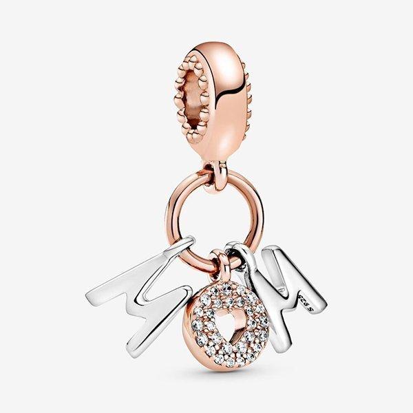 Gioielleria-princess-PANDORA---Charm-pendente-Mamma