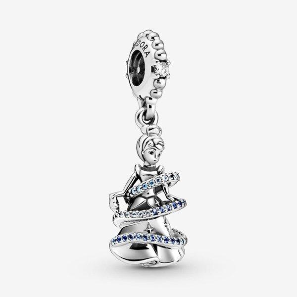 PANDORA - Disney charm pendente Magico momento di Cenerentola