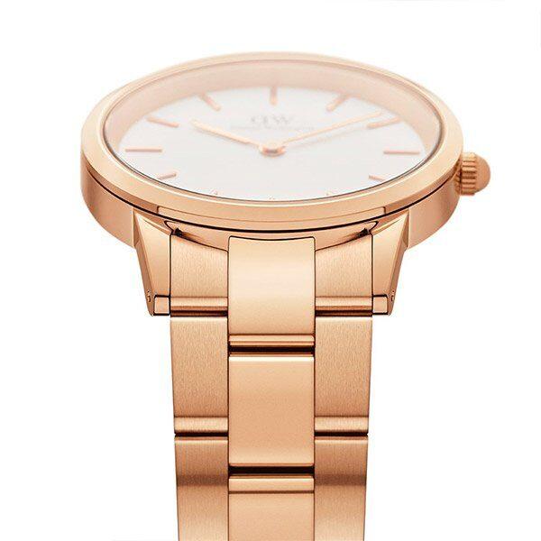 Gioielleria-princess-daniel-wellington-iconic-link-gold-pink-white-2832-mm-2