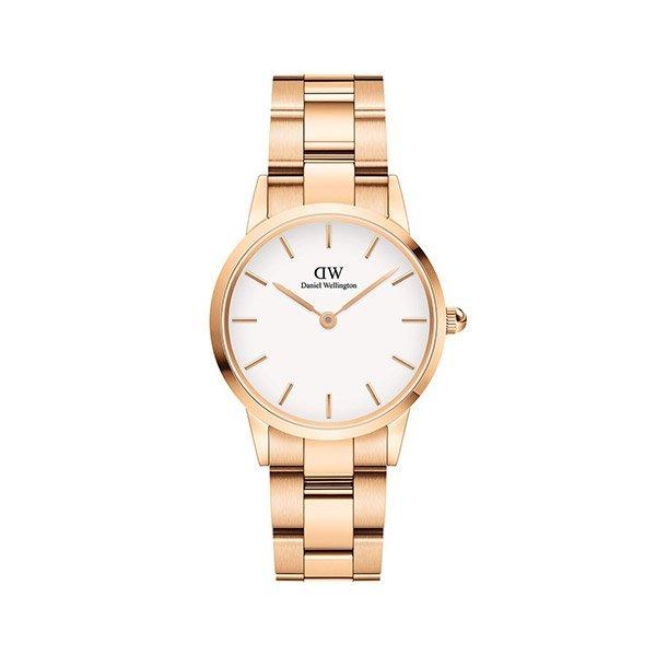 Gioielleria-princess-daniel-wellington-iconic-link-gold-pink-white-2832-mm