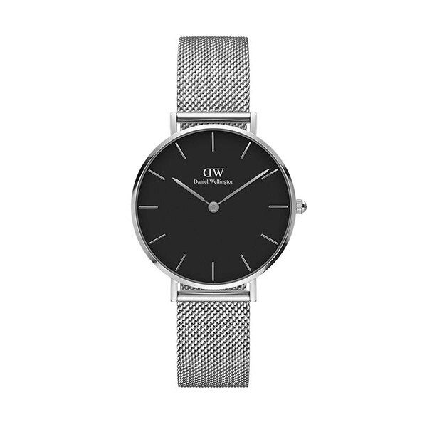 Gioielleria-princess-daniel-wellington-petit-sterling-black-2832-mm