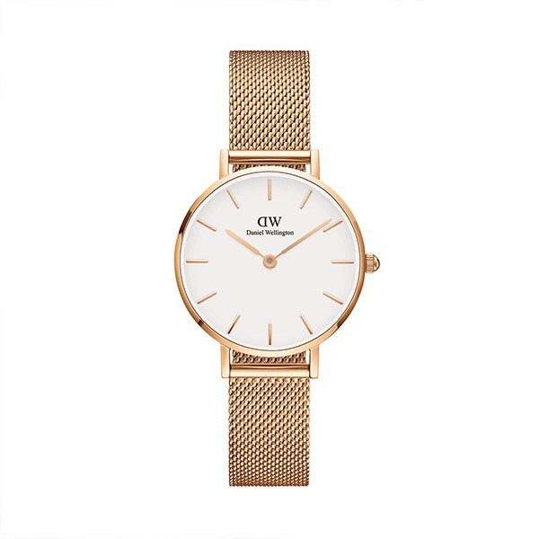 Gioielleria-princess-daniel-wellington-petite-melrose-rose-gold-white