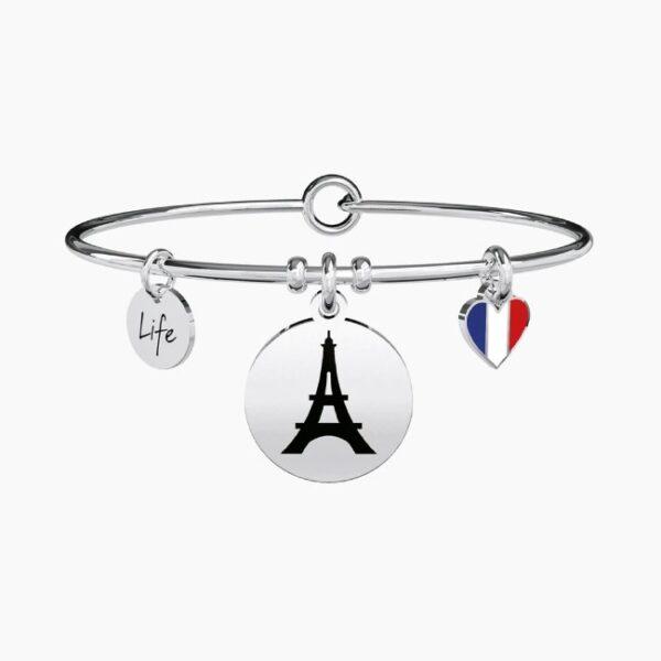 KIDULT - BRACCIALE I LEFT MY HEART IN PARIS