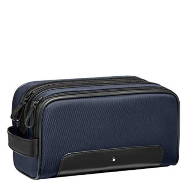 MONTBLANC - Trousse NightFlight Blu
