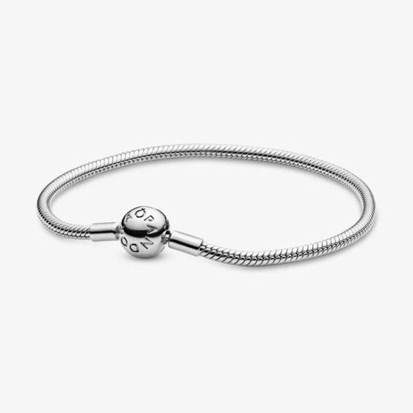PANDORA - BRACCIALE Moments con maglia snake 590728