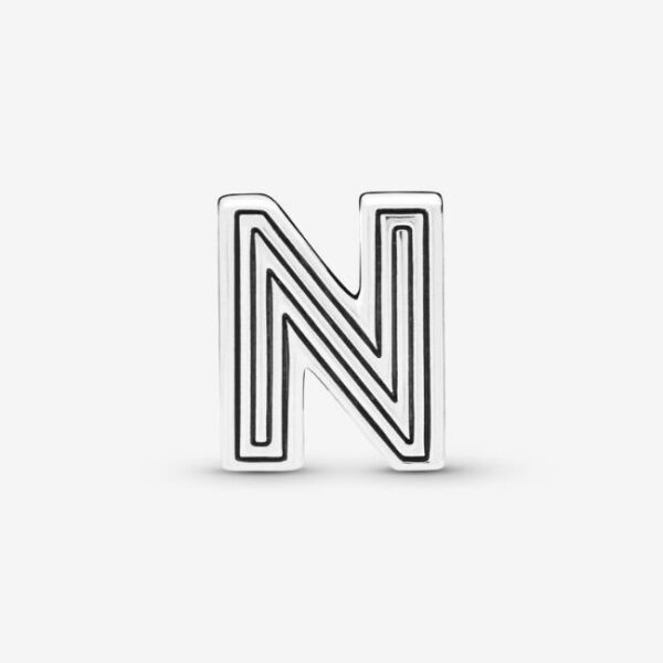 PANDORA-Charm-Reflexions-Lettera-N-2