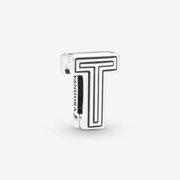 PANDORA-Charm-Reflexions-Lettera-T-1