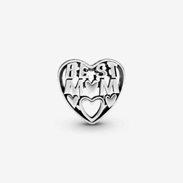 PANDORA-Charm-openwork-a-cuore-La-mamma-migliore-2