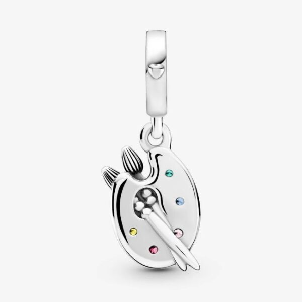 PANDORA - Charm pendente Tavolozza dell'artista
