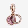 PANDORA-Charm-pendente-con-disco-rosa-scintillante-1