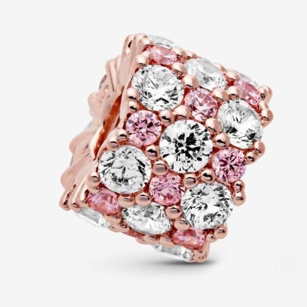 PANDORA-Charm-scintillante-rosa-e-bianco-4