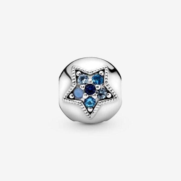 PANDORA-Clip-Stella-blu-luminosa-2
