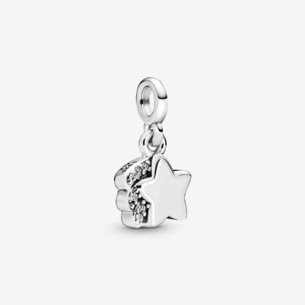 PANDORA-Mini-Charm-pendente-stella-cadente-1