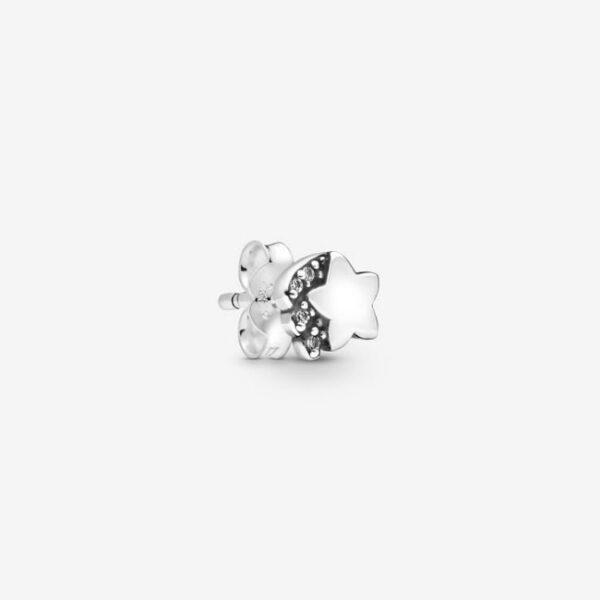 PANDORA-Mono-Orecchino-a-lobo-stella-cadente-1