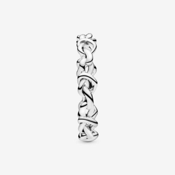 Pandora-Anello-Cuori-intrecciati-4