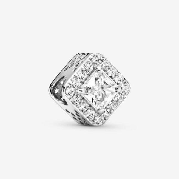Pandora-Charm-Punto-Luce-quadrato-scintillante-1