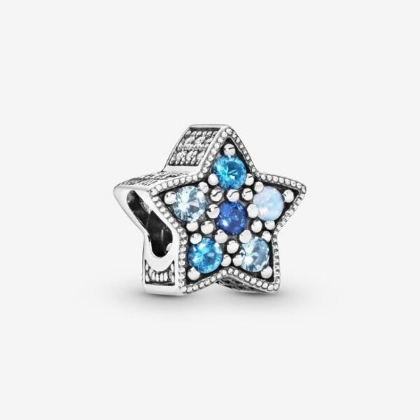 Pandora-Charm-Stella-blu-luminosa-1