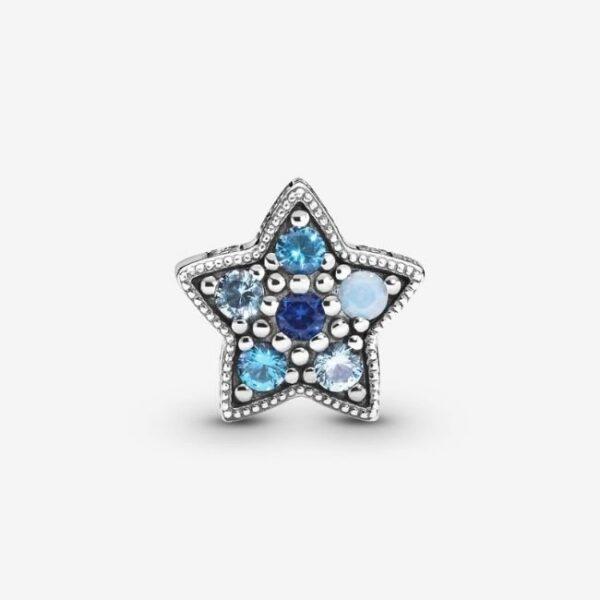 Pandora-Charm-Stella-blu-luminosa-2