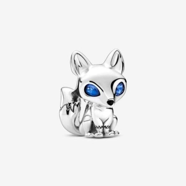 Pandora-Charm-Volpe-dagli-occhi-blu-1