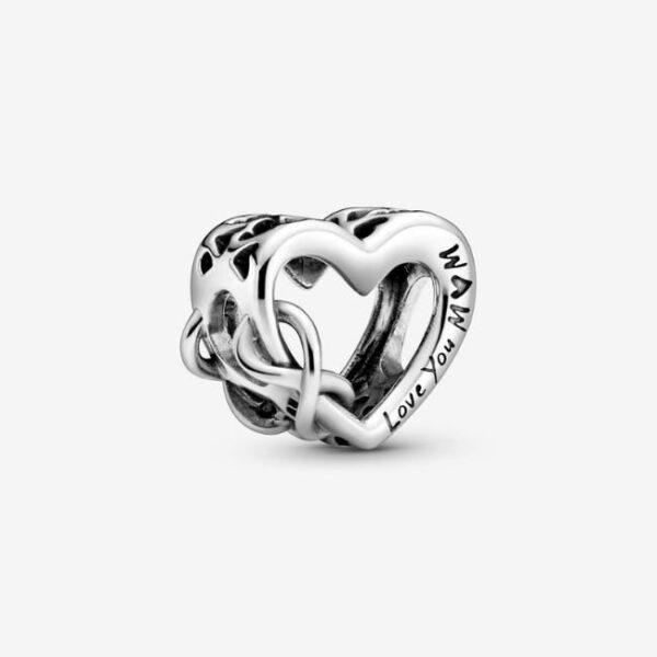 Pandora-Charm-a-cuore-Infinito-Ti-Amo-Mamma-1