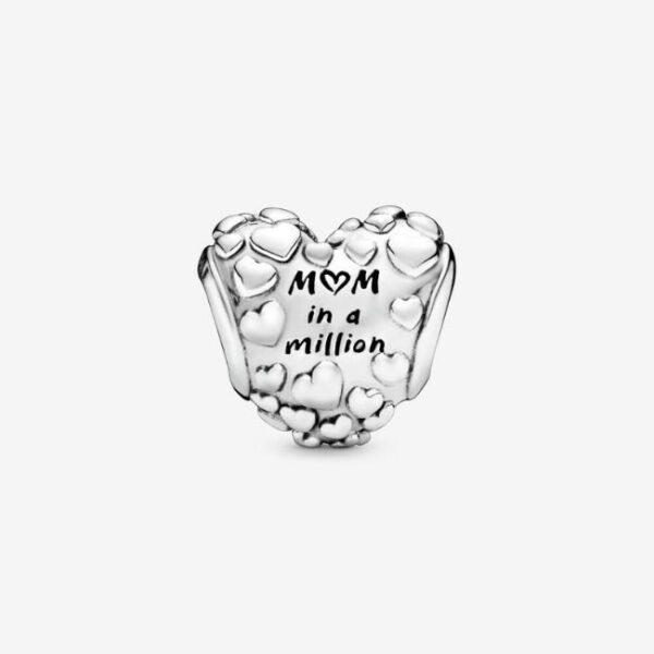 Pandora-Charm-a-cuore-Una-Mamma-su-un-Milione-2