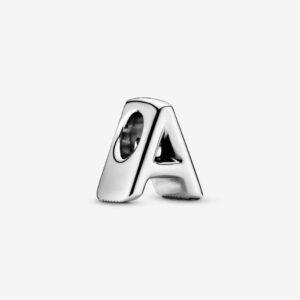 Pandora-Charm-dell-alfabeto-Lettera-A-1