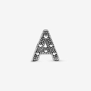 Pandora-Charm-dell-alfabeto-Lettera-A-2