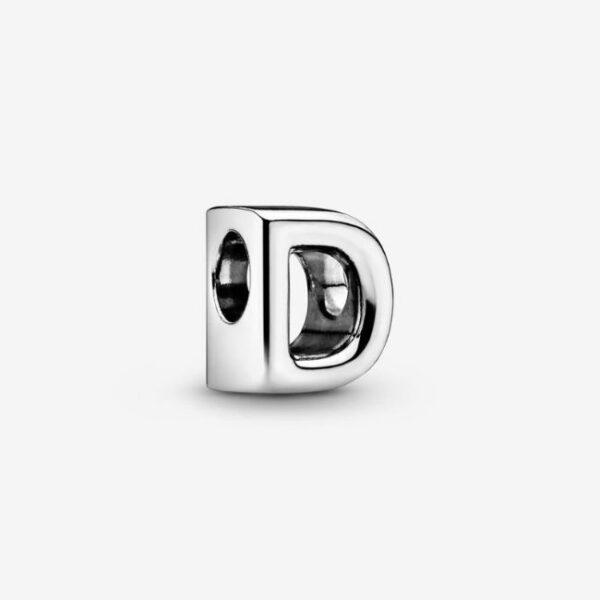 Pandora-Charm-dell-alfabeto-Lettera-D-1