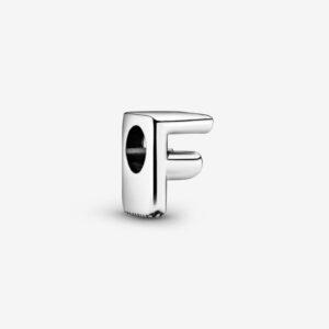 Pandora-Charm-dell-alfabeto-Lettera-F-1
