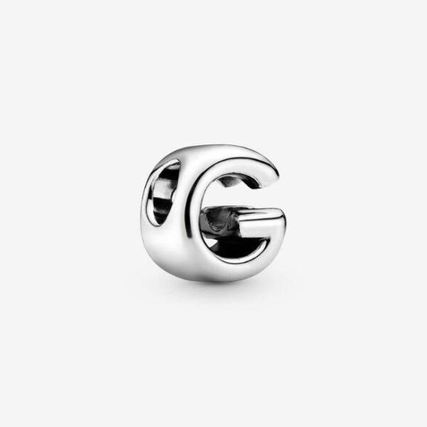 Pandora-Charm-dell-alfabeto-Lettera-G-1