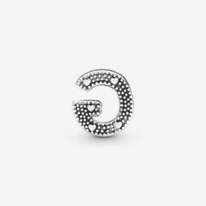 Pandora-Charm-dell-alfabeto-Lettera-G-2