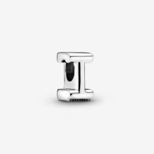 Pandora-Charm-dell-alfabeto-Lettera-I-1