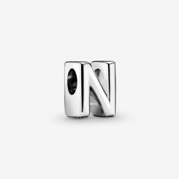 Pandora-Charm-dell-alfabeto-Lettera-N-1