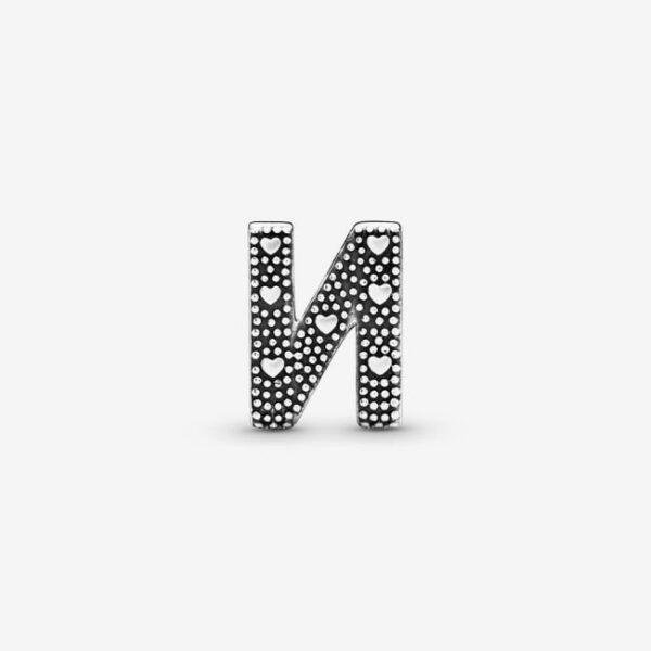 Pandora-Charm-dell-alfabeto-Lettera-N-2