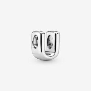 Pandora-Charm-dell-alfabeto-Lettera-U-1