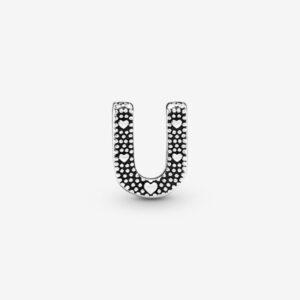 Pandora-Charm-dell-alfabeto-Lettera-U-2