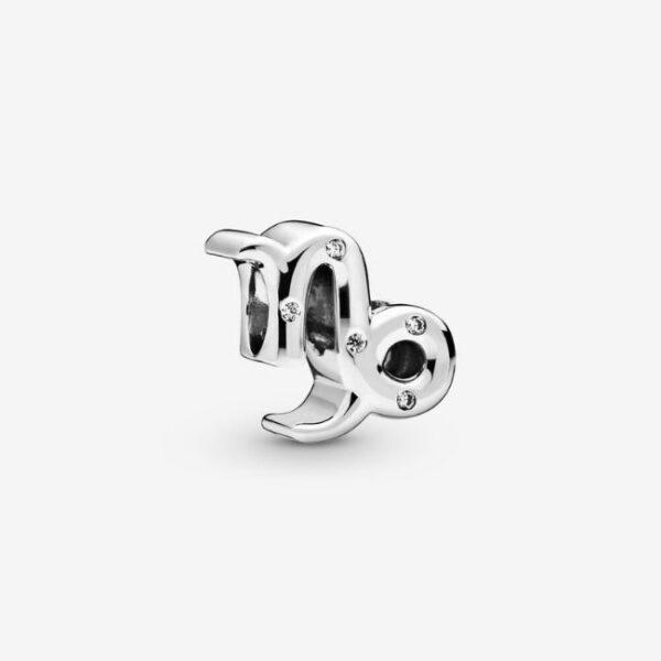 Pandora-Charm-dello-zodiaco-Capricorno-scintillante-1