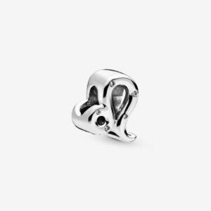 Pandora-Charm-dello-zodiaco-Leone-scintillante-1