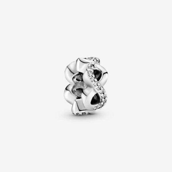 Pandora-Charm-distanziatore-Infinito-scintillante-1