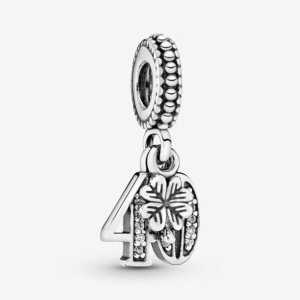 Pandora-Charm-pendente-40°-compleanno-1