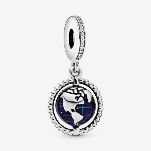 Pandora-Charm-pendente-Globo-girevole-1