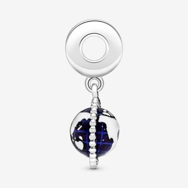 Pandora-Charm-pendente-Globo-girevole-3