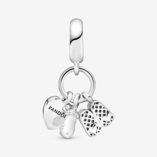 Pandora-Charm-pendente-Scarpine-e-biberon-bebè-1