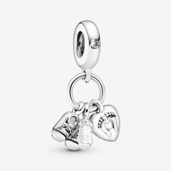 Pandora-Charm-pendente-Scarpine-e-biberon-bebè-2
