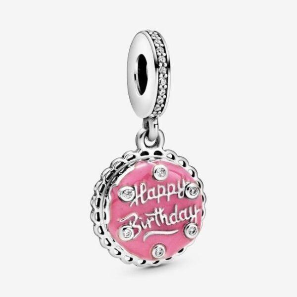 Pandora-Charm-pendente-Torta-di-compleanno-rosa-1