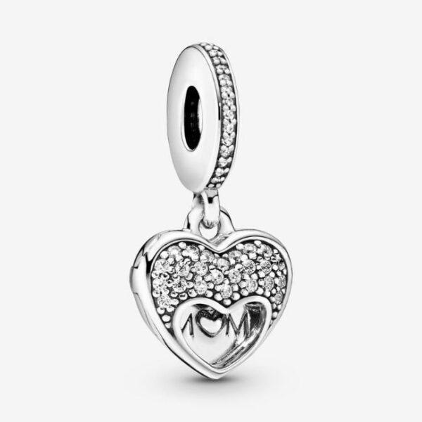 Pandora-Charm-pendente-a-cuore-Adoro-la-mia-mamma-1