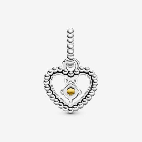 Pandora-Charm-pendente-a-cuore-color-miele-decorato-con-sfere-Purely-2